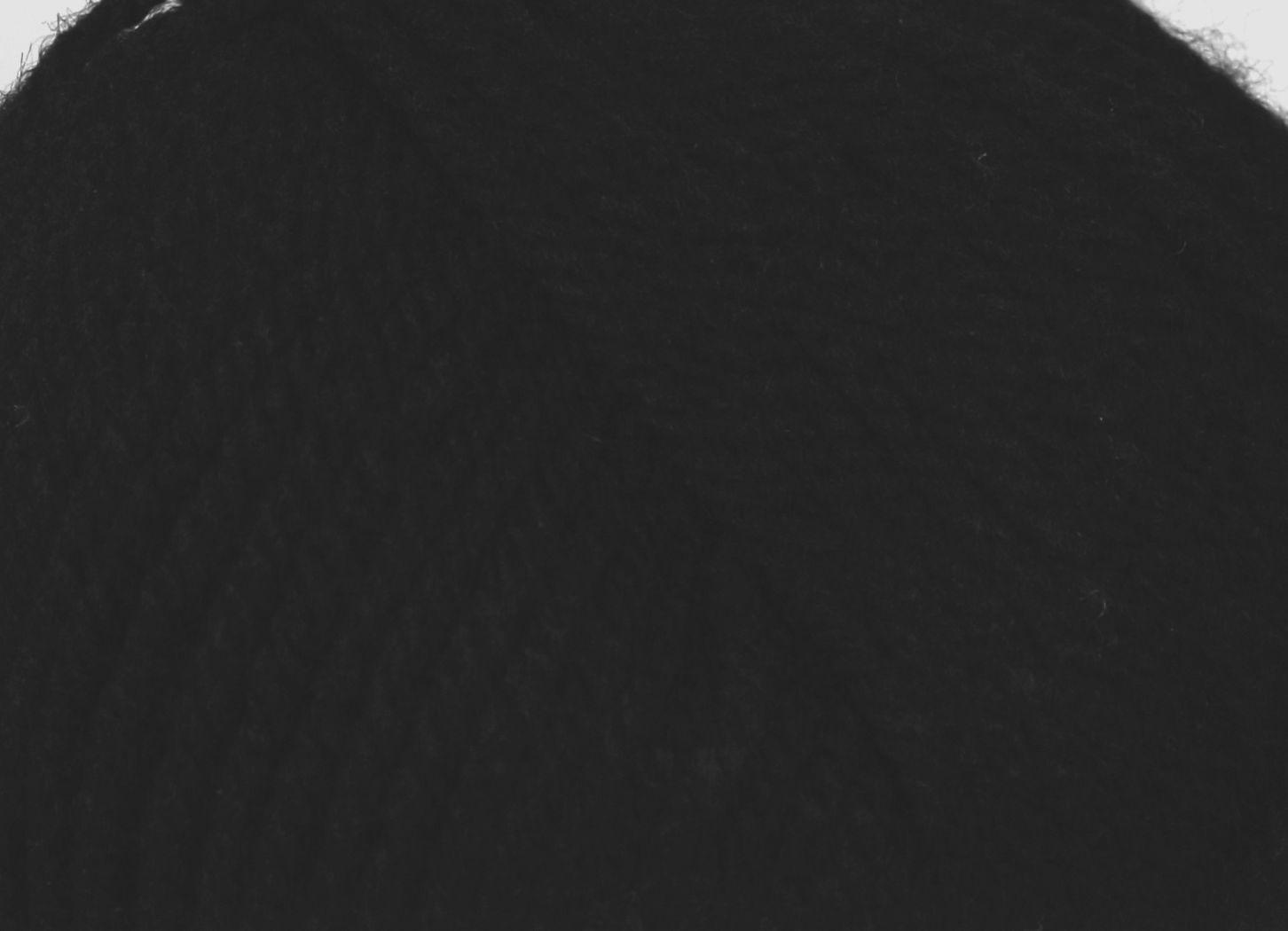 Pletací příze Vlnap LADA LUXUS 59005 černá, klasická, 100g/230m