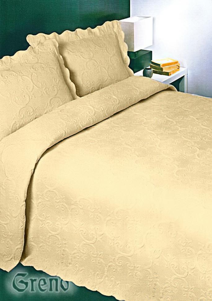 Přehoz na postel BAROK BÉŽOVÝ (více rozměrů)