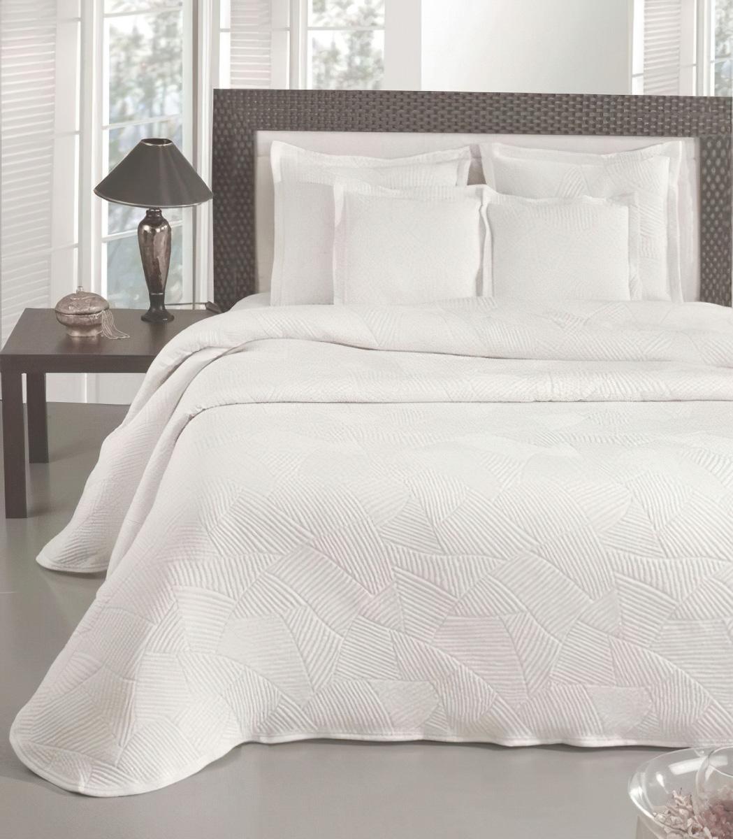 Přehoz na postel ASTANA bílá (více rozměrů)