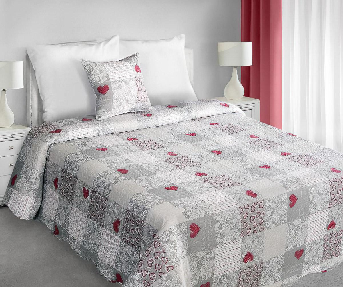 Přehoz na postel TESS, 220x240cm, dvojlůžkový