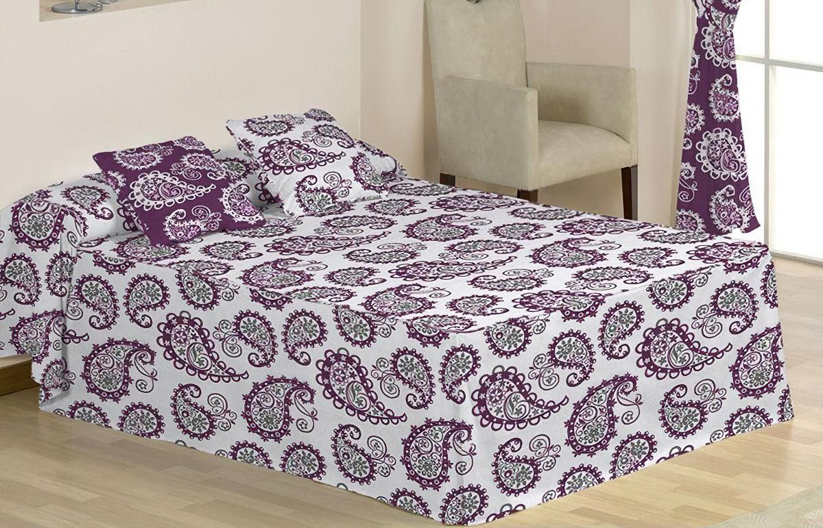 Přehoz na postel ROMA FUXIA, 150x240cm, jednolůžkový