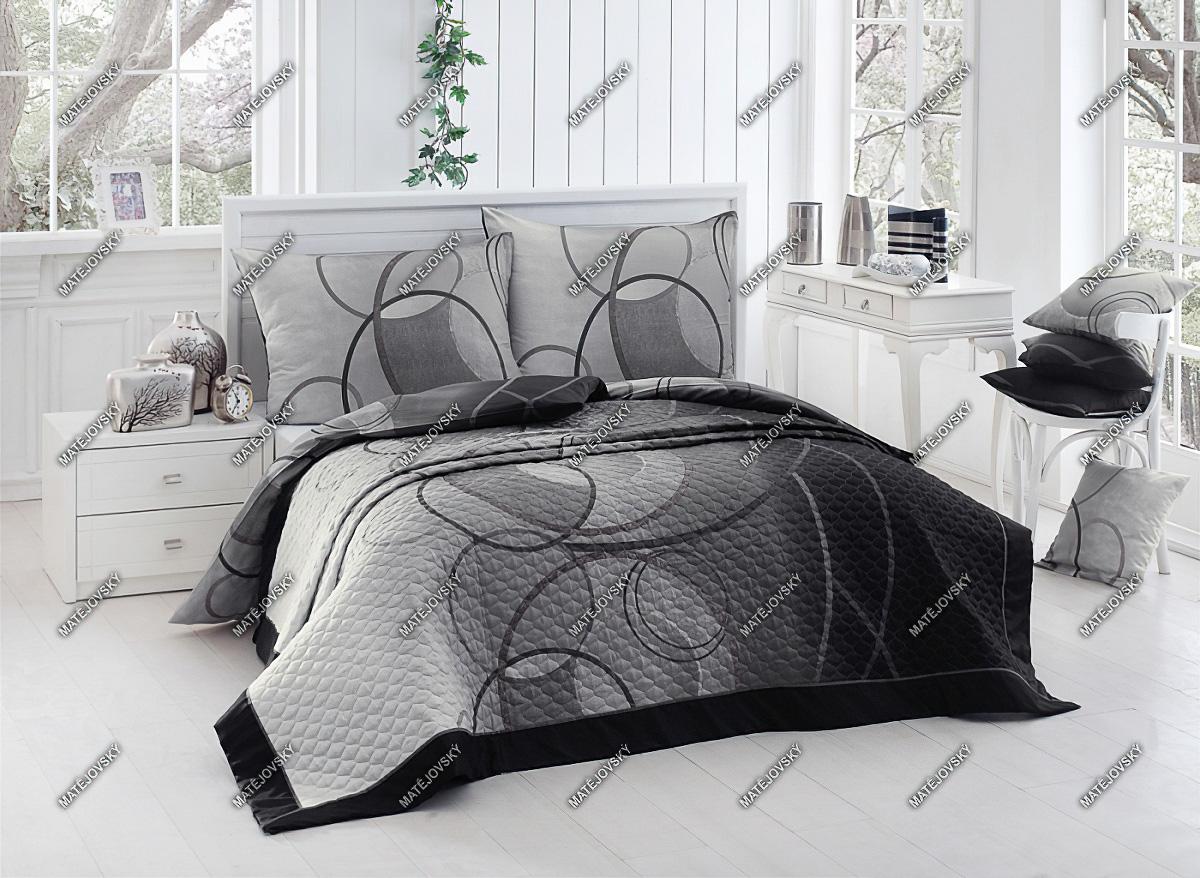 Přehoz na postel TORE, 220x240cm, dvojlůžkový