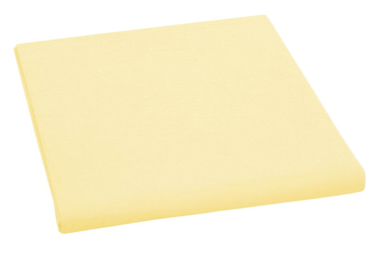 Bavlněné plátěné prostěradlo, plachta 150x230cm, citrus