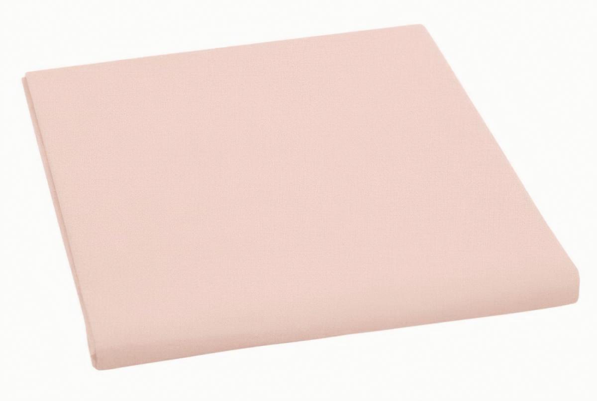 Bavlněné plátěné prostěradlo, plachta 140x240cm, růžové