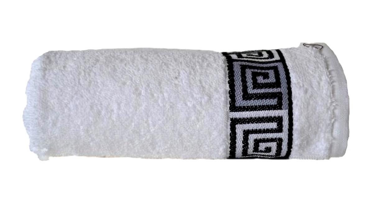 Froté ručník a osuška DUNAJ, bílá (více rozměrů)