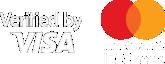 Zabezpečeno Mastercard ID Check a Verified by VISA